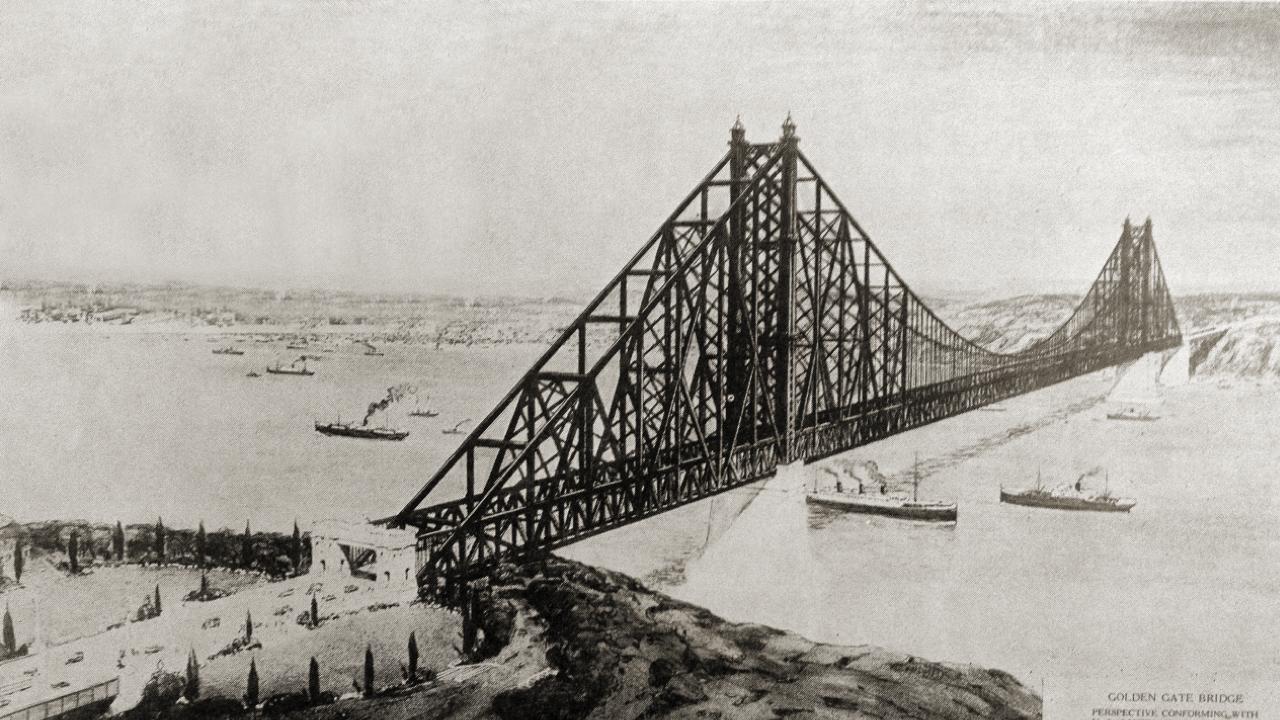 The Other Golden Gate Bridges